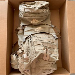 Kelty Falcon 66 Military Tactical Pack 4000 Cubic